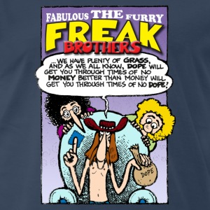 Fabulous Furry Freak Brothers Dope Quote