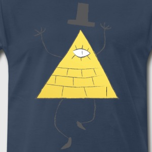 Pyramid of Horror - Men's Premium T-Shirt