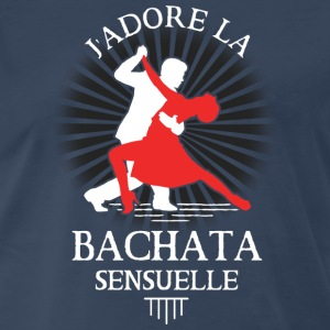 Couple bachata sensuelle - Men's Premium T-Shirt
