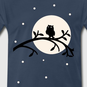 Dark Owl - Men's Premium T-Shirt