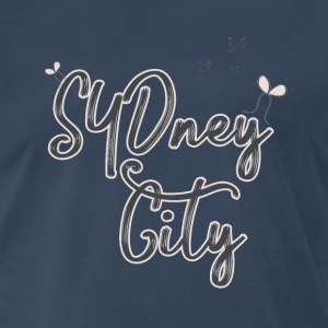 SYDney city - Men's Premium T-Shirt