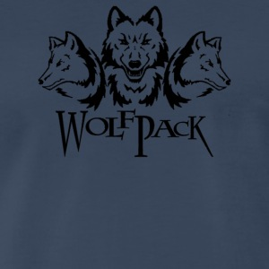 Wolf Pack - Men's Premium T-Shirt