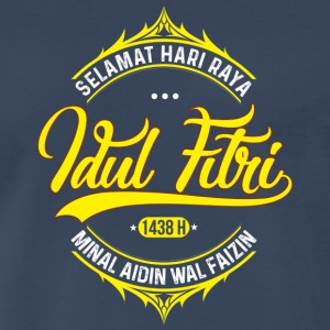 Eid Mubarak from Indonesia - Men's Premium T-Shirt