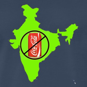 india_ban_cola - Men's Premium T-Shirt