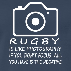 Rugby Like Photography-cool shirt,geek hoodie,tank - Men's Premium T-Shirt