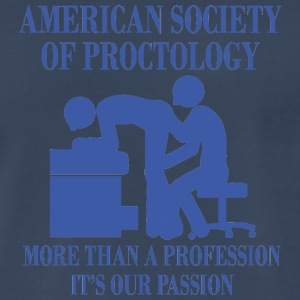 AMERICAN SOCIETY OF PROCTOLOGY - Men's Premium T-Shirt