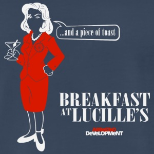 Arrested Development Breakfast At Lucille s T Sh - Men's Premium T-Shirt
