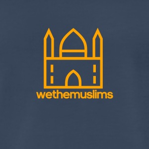 WeTheMuslims Official Merchandise - Men's Premium T-Shirt