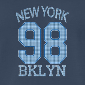 New York BKLYN 98 - Men's Premium T-Shirt