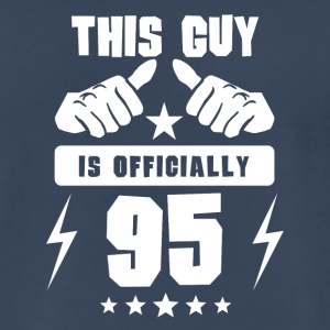 This Guy Is Officially 95 - Men's Premium T-Shirt