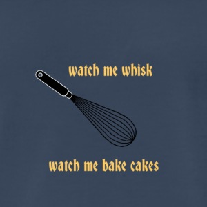 watchmewhisk - Men's Premium T-Shirt