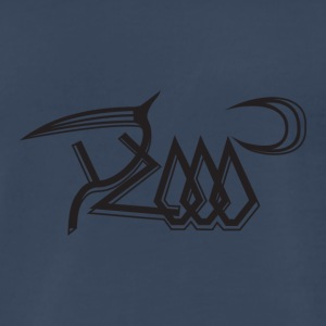 Y2000 Abstact Logo #2 - Men's Premium T-Shirt