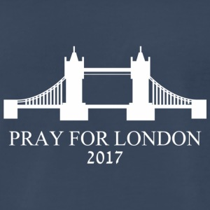 Pray for London - Men's Premium T-Shirt