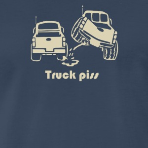 Truck piss - Men's Premium T-Shirt