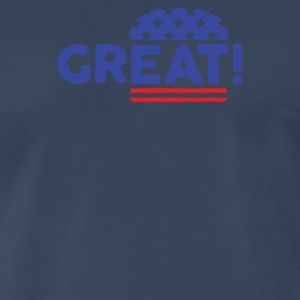 Great - Men's Premium T-Shirt