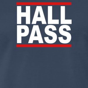 HALL PASS - Men's Premium T-Shirt