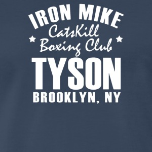Iron Mike Tyson Catskill Boxing Club - Men's Premium T-Shirt