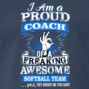 Softball Coach Funny Quote Sarcastic Fathers Gift