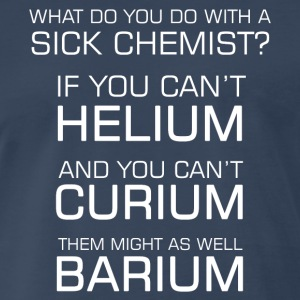 Sick Chemist Funny Joke Periodic Elements Puns