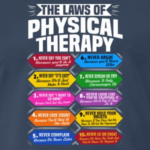 The Laws Of Physical Therapy Awesome Therapist