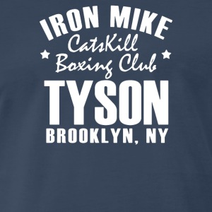 Iron Mike Tyson Catskill Boxing Club