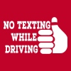 No Texting While Driving - Men's Premium T-Shirt