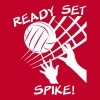 Volleyball Ready Set Spike - Men's Premium T-Shirt