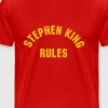 Stephen King Rules – The Monster Squad - Men's Premium T-Shirt