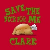 Save The Neck For Me Clark - Christmas Vacation - Men's Premium T-Shirt