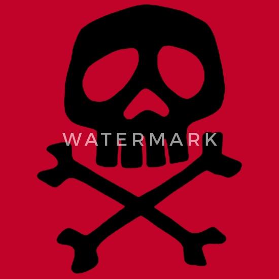 Captain Harlock skull roc Men's Premium T-Shirt | Spreadshirt