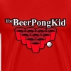 Beer Pong Kid - Men's Premium T-Shirt