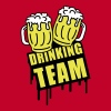 Beer Drinking Team - Men's Premium T-Shirt
