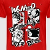 Persona 5 Wanted Poster - Men's Premium T-Shirt