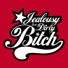 Jealousy is a Dirty Bitch - Men's Premium T-Shirt