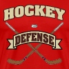 Hockey Defense T-Shirt - Men's Premium T-Shirt