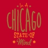 Chicago State of Mind Apparel Clothing  - Men's Premium T-Shirt