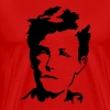 Arthur Rimbaud - Men's Premium T-Shirt