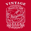 Vintage Made in 1988 Original - Men's Premium T-Shirt
