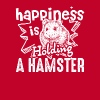 Happiness Is Holding A Hamster Shirt - Men's Premium T-Shirt