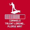 Cornhole Talent Loading - Men's Premium T-Shirt