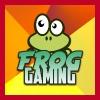 Frog Gaming Logo - Men's Premium T-Shirt