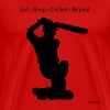 Eat Sleep Cricket Repeat - Men's Premium T-Shirt