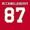 McCringleberry Jersey - Men's Premium T-Shirt