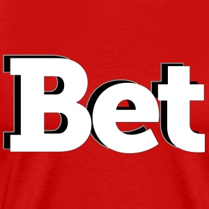 bet - Men's Premium T-Shirt