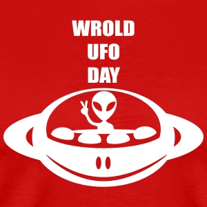 World UFO Day - Men's Premium T-Shirt