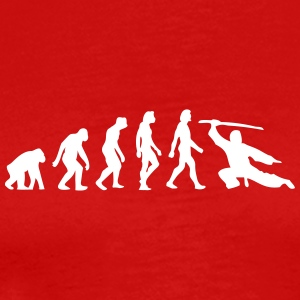 The Evolution Of Martial Arts - Men's Premium T-Shirt