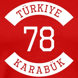 turkiye 78 - Men's Premium T-Shirt