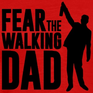 fear the walking dad, drinking dad - Men's Premium T-Shirt