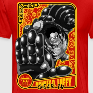Luffy Gear Fourth - Men's Premium T-Shirt