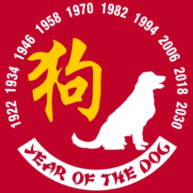 year of the dog BUDDY by Monster-Jet | Spreadshirt
